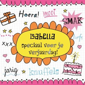 Verjaardagskaart meiden - BAF9538D-EFD6-4A89-BD73-C971DF6C0448