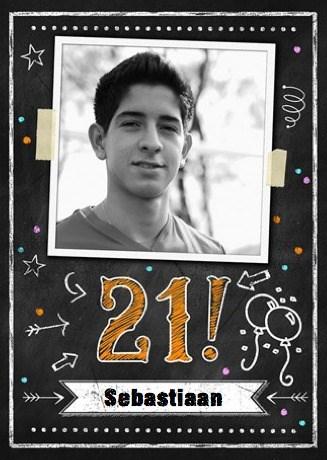 - Verjaardag-21-jaar