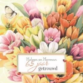 65 jarig huwelijk Briljante kaarten voor 65 jaar getrouwd | Hallmark 65 jarig huwelijk