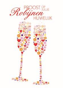 veertig jaar getrouwd robijn Ontdek de collectie 40 jaar getrouwd kaarten | Hallmark veertig jaar getrouwd robijn